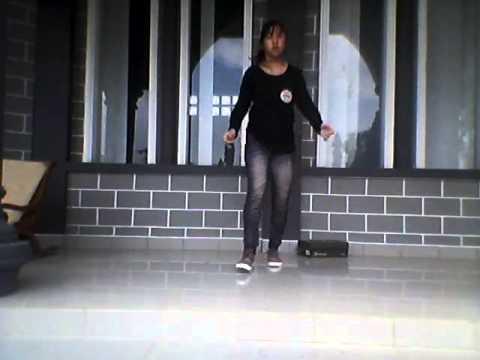 BAP one shot dance cover by Kharisma Larabhakti Mayorette