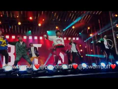 FANCAM - BTS - Go Go - Jimmy Kimmel Mini Concert