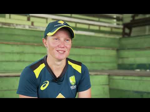 WT20: Alyssa Healy speaks ahead of Australia's game against India
