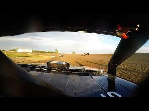 Devils Lake Speedway 8-12-17 Heat Race