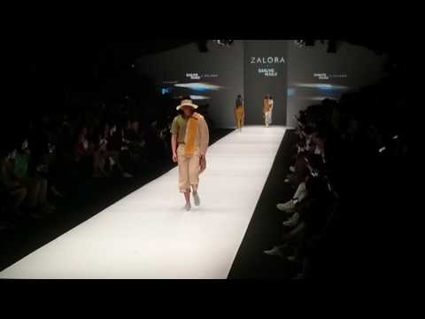 Danjyo Hiyoji x Zalora Indonesia Fashion Show from Jakarta Fashion Week 2017