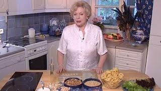 Просто Вкусно - Салат С Кедровыми Орехами - Рецепт / Салат