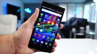 Razer Phone Review - My Favorite Smartphone of 2017