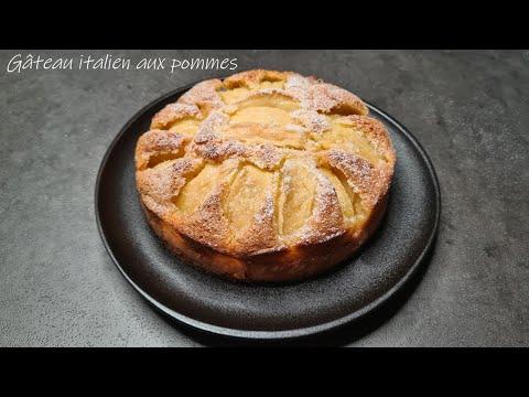 la-meilleure-recette-du-gâteau-italien-aux-pommes.