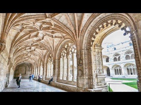 Jerominos Monastery Lisbon UNESCO Sight