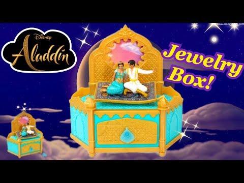 """new-aladdin-""""whole-new-world""""jewelry-box"""
