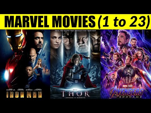 How To Watch Marvel Movies In Order Of Story?