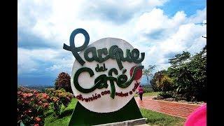 НАЦИОНАЛЬНЫЙ ПАРК КОФЕ КОЛУМБИЯ VLOG Conoce el Parque del Café(, 2017-08-17T00:33:36.000Z)