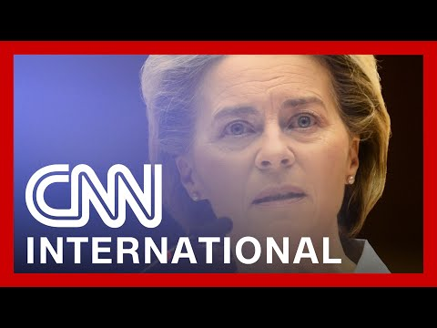 CNNi: EU makes stunning admission about vaccine rollout