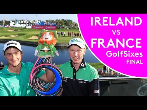 Ireland win the 2018 GolfSixes | Final Match Highlights