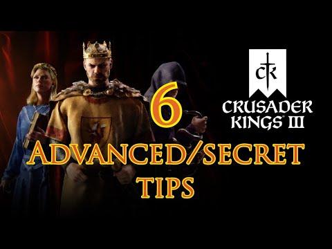 6 Advanced/Secret Tips for Crusader Kings 3 |