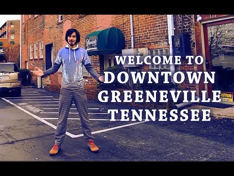 Greeneville TN: Ep 3 - Historic District