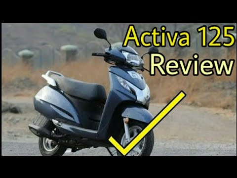 Why to Buy Activa 125cc    Honda activa Review