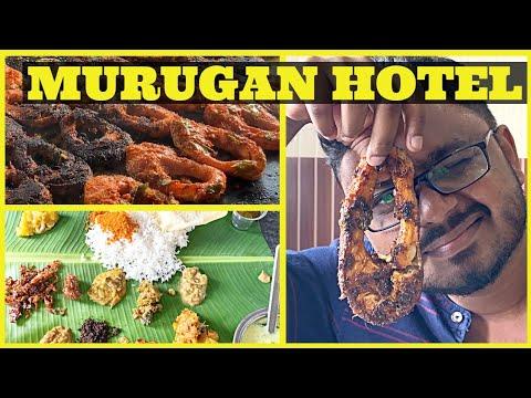 Murugan Hotel, Vijayawada   Non Veg Heaven- Dedicated To Mark Wiens