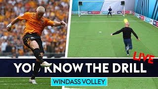 Bullard and Windass try to recreate *THAT* play-off final volley! | You Know The Drill Live