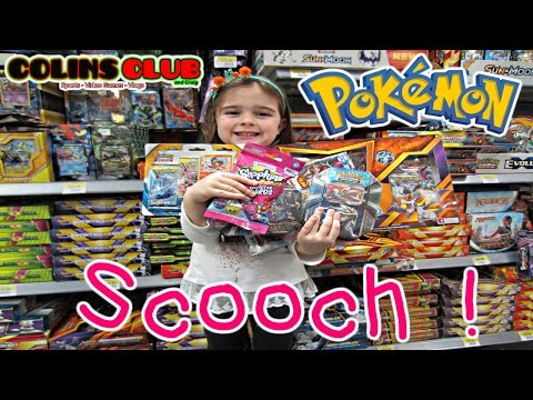 NEW Pokémon Card & Pack Hunting / Mall Shopping / Harlem GlobeTrotters / Walmart