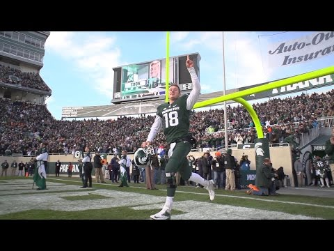 Connor Cook Highlights