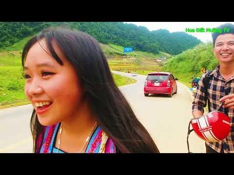 Lên Sơn La Xem Gái HMông 12 đến 14 Tuổi Xinh Đẹp Trong Chợ Tình Mộc Châu
