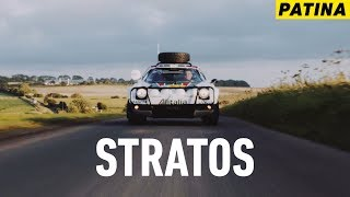 Lancia Stratos / A rally legend reawakened / PATINA