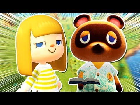 Animal Crossing New Horizons Is INSANE