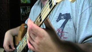 3 Doors Down Here Without You Bass Cover