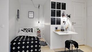 видео Интерьер маленькой квартиры (77 фото)