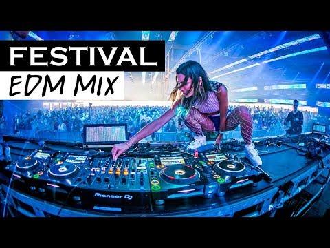 FESTIVAL EDM MIX  Best Electro House & Bigroom Music 2018