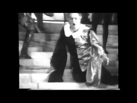 Arshavir Karapetyan - ¨ Cortigiani vil razza dannata¨ (sung in russian) ¨Rigoletto¨ opera (G. Verdi)