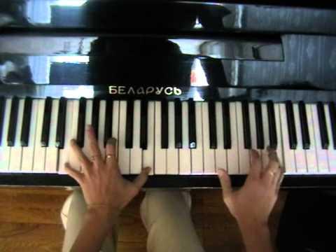 Саундтрек к к/ф Сумерки River flows in you на пианино