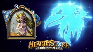 Hearthstone Hall of Fame and Year of the Raven!