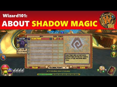 Wizard101: Shadow Spells
