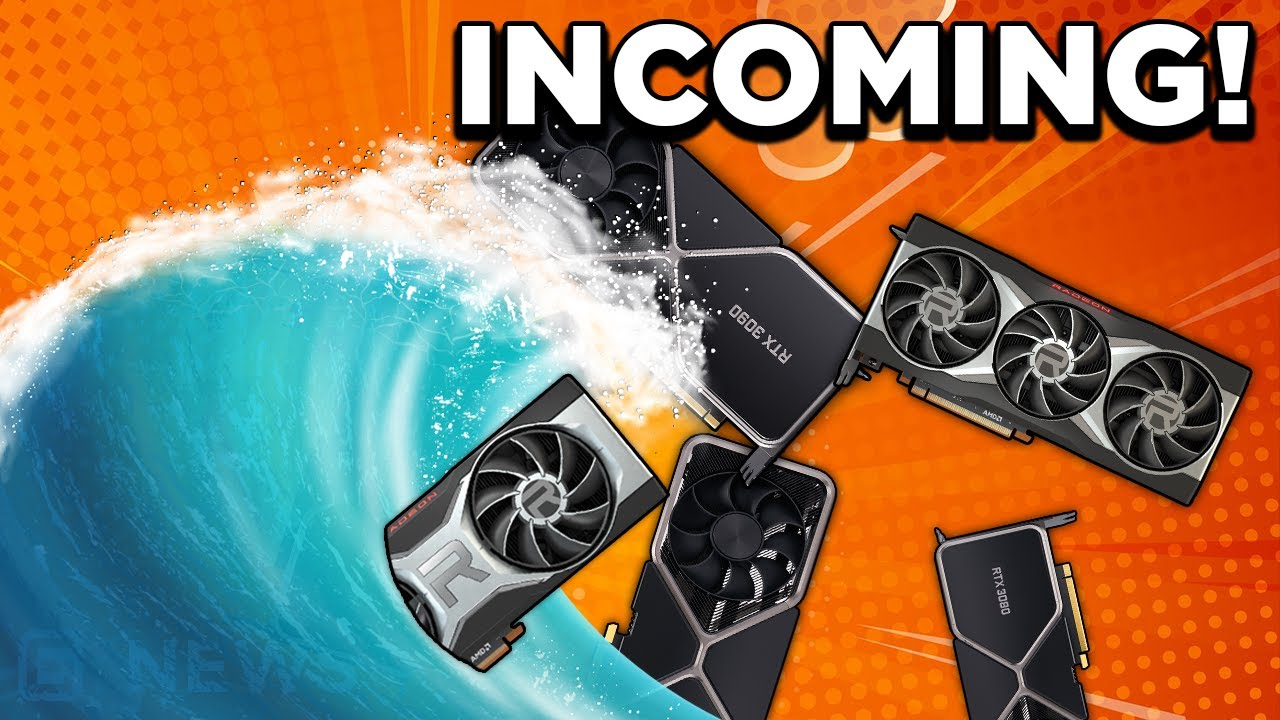 GPUs Are FLOODING The Used Market!
