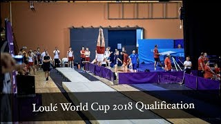 Loulé World Cup 2018 Qualification