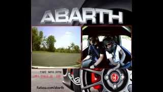 Abarth Driving Expierence Raceway Park, Englishtown New Jersey June 21, 2013