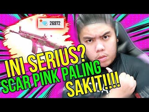 download WOY INI SKIN SCAR KOK SAKIT BANGET!! GW GIVEAWAY SEKALIAN DEH! - Free Fire Indonesia #41