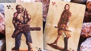 Bicycle Armageddon Post Apocalypse Playing Cards