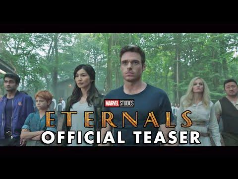 ETERNALS OFFICIAL TEASER TRAILER (2021) BREAKDOWN! Marvel Studios Phase 4