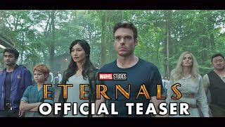 ETERNALS OFFICIAL TEASER TRAILER (2021) BREAKDOWN! Marvel Studios Phase 4