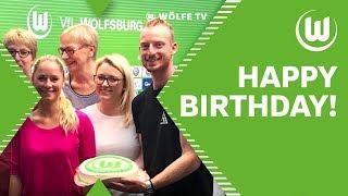 Torte für Alle – Happy Birthday, VfL Wolfsburg