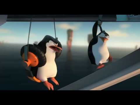 Everything Must Go! Chase Penguins of Madagascar. FullHD