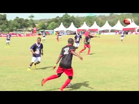 Kenya thumps Botswana 3-0 in Cola Under 16 African Cup of Nations