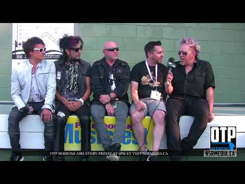 Flock of Seagulls: Live in Peterborough with Barry Davis on Sessions