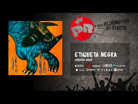 Patricio Rey y sus Redonditos de Ricota - Etiqueta Negra (Audio Oficial)