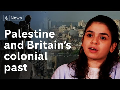 Activist Akram Salhab On The Palestinian Experience Of British Colonialism