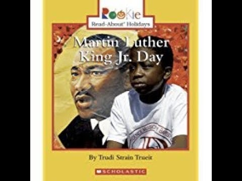 Martin Luther King Jr. Day By Trudi Strain Trueit