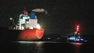 video: How a 10-hour standoff on an oil tanker near the Isle of Wight ended in just nine minutes