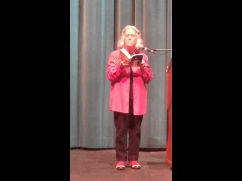 Eudora Welty - Why I live at the P.O. (read by Diana Daughters)