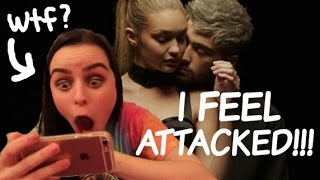 DIRECTIONER REACTS TO ZAYN MALIK PILLOWTALK