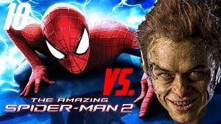 The Amazing Spider-Man 2 - iOS/Android - Walkthrough/Let`s Play - #10 First Fight with Green Goblin