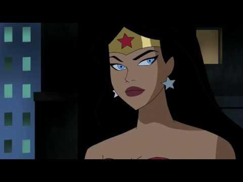 Wonder Woman and Batman vs. Circe